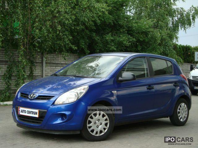 2009 Hyundai  i20 1.4CRDI 75km * KLIMATYZACJA Other Used vehicle photo