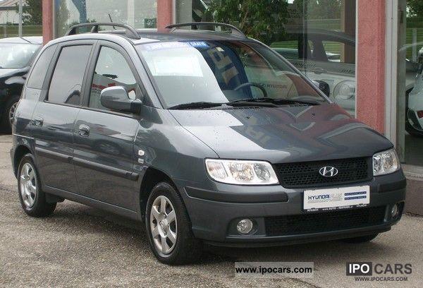2007 Hyundai  Matrix 1.6 + LaVita Estate Car Used vehicle photo