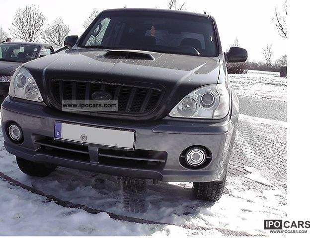 2001 Hyundai  Maintained Terracan 2.9 CRDi, Boost. Transmission Off-road Vehicle/Pickup Truck Used vehicle photo