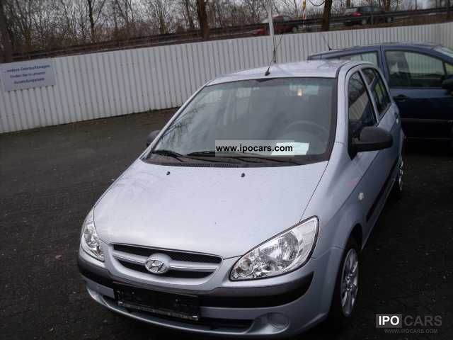 2009 Hyundai  Getz 5 door. only 9800Km! Air conditioning, 1.1 GL Limousine Used vehicle photo