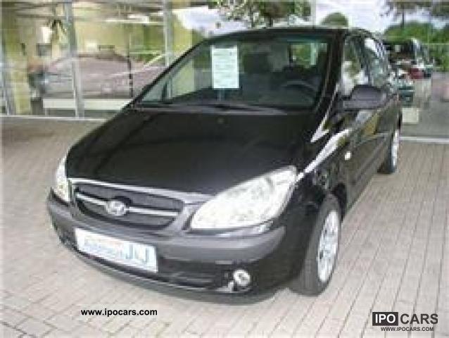 2010 Hyundai  Getz GL 1.1 ZV Air Radio CD Small Car Used vehicle photo