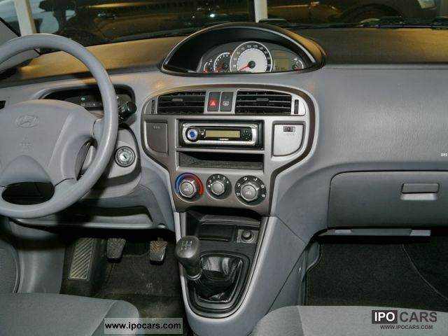 2007 Hyundai Matrix 1 6 Comfort Air Pdc Car Photo And