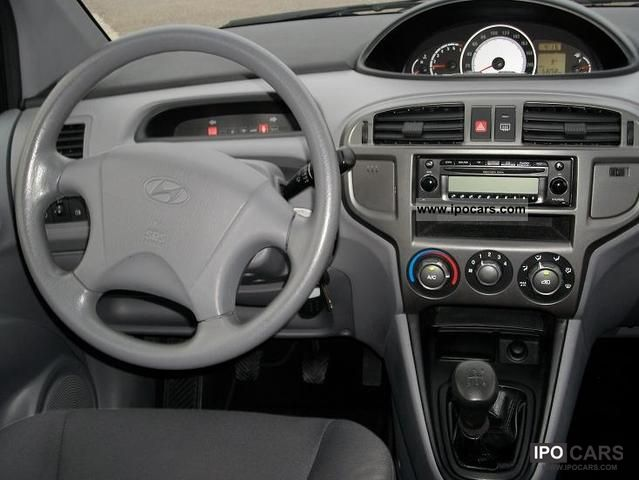 2007 Hyundai Matrix Car Photo And Specs