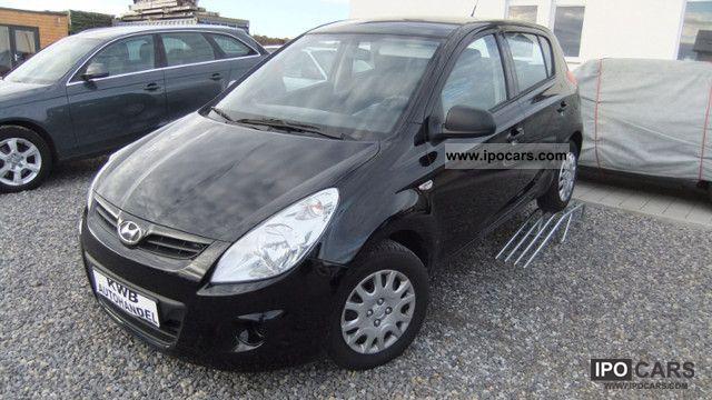 2009 Hyundai  i20 1.4 CRDi Small Car Used vehicle photo