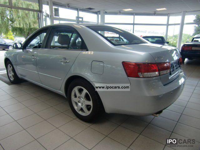 2005 Hyundai  Sonica V6 Limousine Used vehicle photo