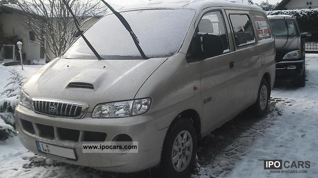 2009 Hyundai  H-1 Starex Van / Minibus Used vehicle photo