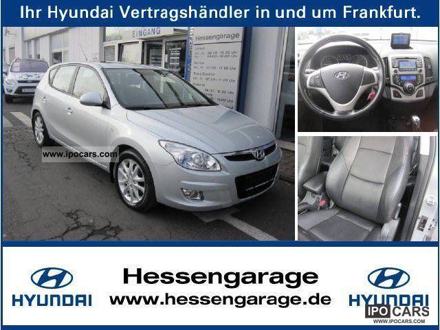 2007 Hyundai  i30 1.6 Style Auto Limousine Used vehicle photo