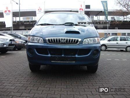 2007 Hyundai  H1 \ Van / Minibus Used vehicle photo