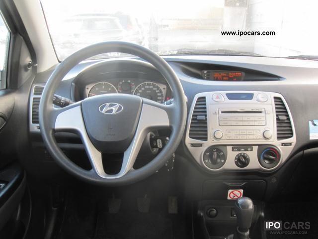 2010 Hyundai I20 1 4 Crdi Comfort Car Photo And Specs