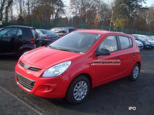 2012 Hyundai  I 20 1.2 New Champ Limousine Used vehicle photo