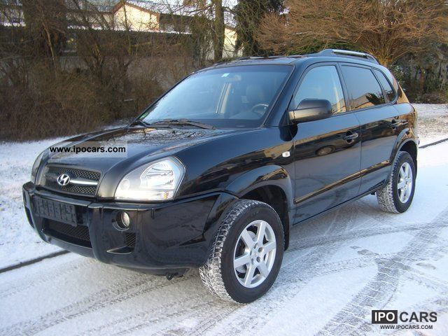 Hyundai  Tucson 2.0 GLS 2WD original leather LP gas system 2008 Liquefied Petroleum Gas Cars (LPG, GPL, propane) photo