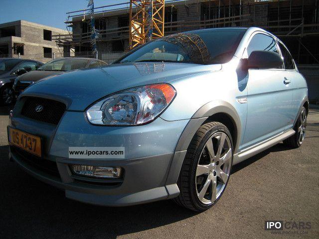 2008 Hyundai  1.5 CRDi Sport 110cv Vigo Sports car/Coupe Used vehicle photo