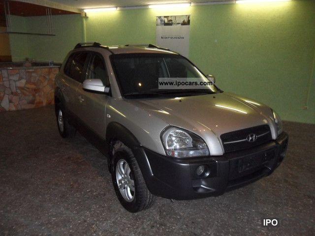 2008 Hyundai  Tucson 2.0 CRDi Automatic Navi-1 hand Off-road Vehicle/Pickup Truck Used vehicle photo