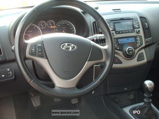 2011 Hyundai I30 1 6 Crdi Cv90 Active Car Photo And Specs