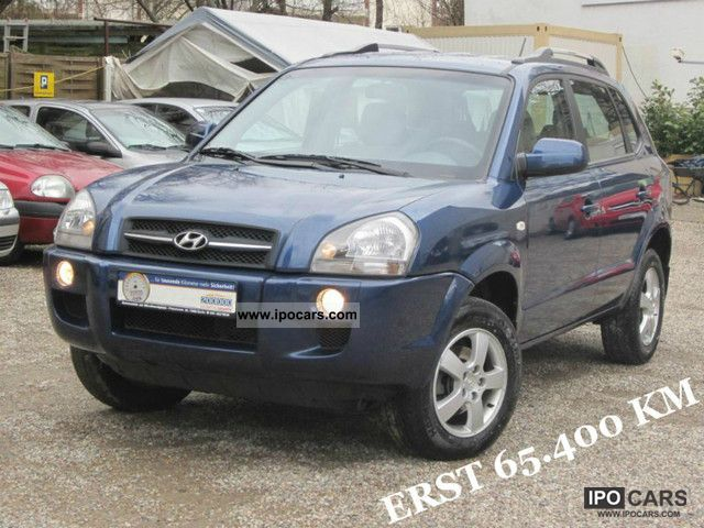 2005 Hyundai  2.0 CRDi 2WD GLS * AUTOMATIC * AIR * 1.HAND * Off-road Vehicle/Pickup Truck Used vehicle photo
