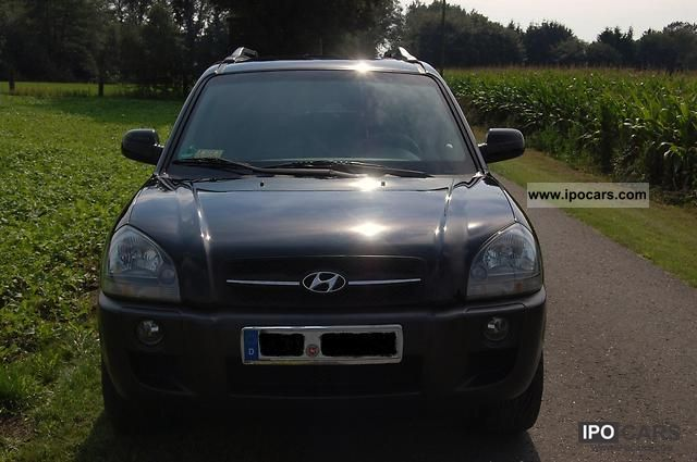 2007 Hyundai  2WD GLS Off-road Vehicle/Pickup Truck Used vehicle photo