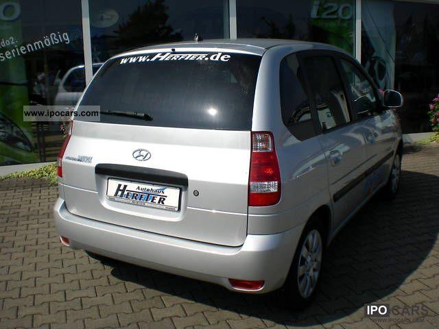 2009 Hyundai  Matrix 1.6-liter Comfort / Red Package ** SALE ** Van / Minibus Used vehicle photo