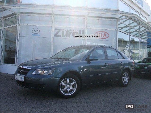 2007 Hyundai  Sonata GLS 2.0 CRDi DPF Limousine Used vehicle photo