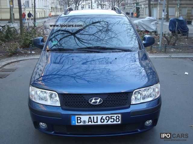 2008 Hyundai  Matrix 1.5 CRDi Van / Minibus Used vehicle photo