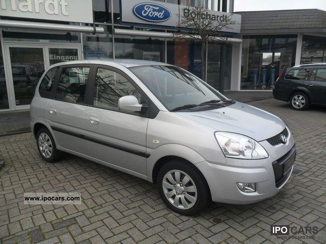 2010 Hyundai  Matrix 1.6 Comfort, air conditioning, CD radio, WR, TOP Van / Minibus Used vehicle photo