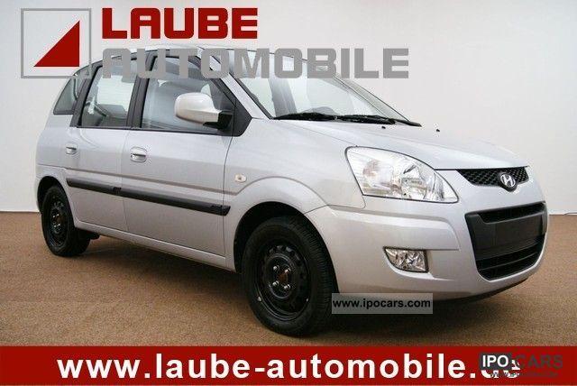 2009 Hyundai  Matrix 1.6 - Available now! Limousine Used vehicle photo