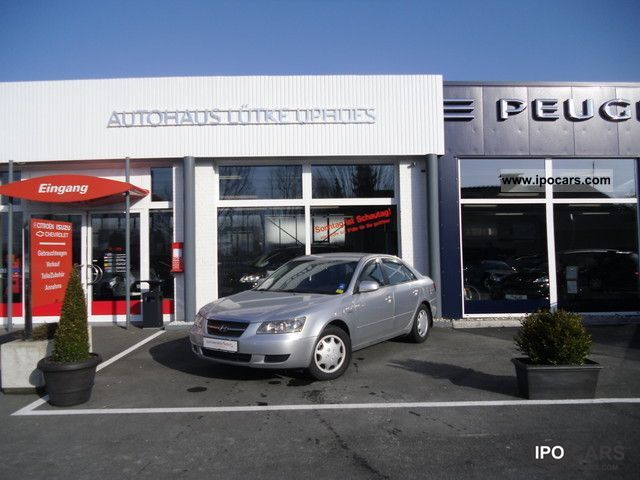 2008 Hyundai  SONATA 2.0 Limousine Used vehicle photo