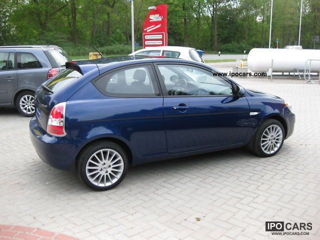Hyundai  Accent GL 1.4 16V LPG 2008 Liquefied Petroleum Gas Cars (LPG, GPL, propane) photo