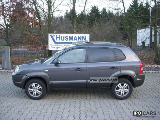 2008 Hyundai  Tucson GLS 2.0 2WD Heated Air Off-road Vehicle/Pickup Truck Used vehicle photo