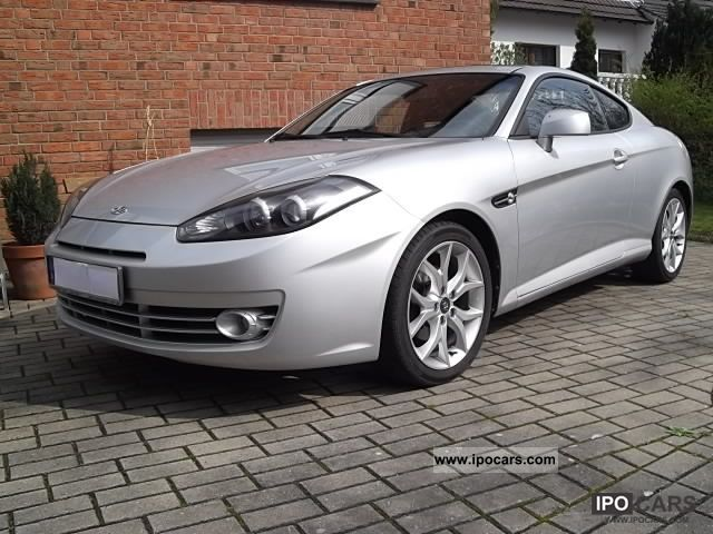 2007 Hyundai  2.0 Facelift FX 17 \ Sports car/Coupe Used vehicle photo