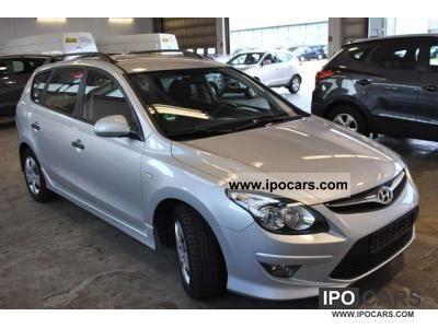 2011 Hyundai  i30 1.4 + 3 years + Garanti Plus Edition COMBINATION Estate Car Used vehicle photo