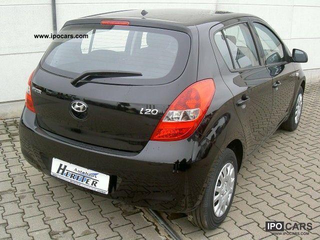 2009 Hyundai  i20 5-door 1.2l Life + air * Demonstration * Small Car Used vehicle photo
