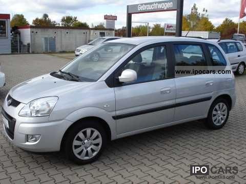 2008 Hyundai  Matrix FCT Limousine Used vehicle photo