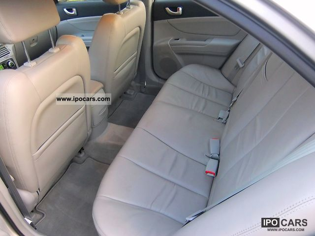 2009 Hyundai Sonata 2.4 GLS Limousine Used vehicle photo 4