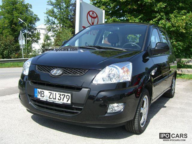 2010 Hyundai  Matrix 1.6 Comfort Van / Minibus Used vehicle photo