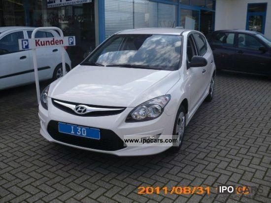 2011 Hyundai  I 30 Limousine New vehicle photo