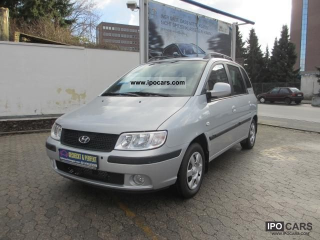 2008 Hyundai  Matrix 6.1 GLS AC Limousine Used vehicle photo