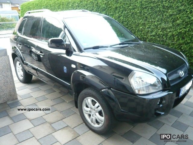 2006 Hyundai  2.0 2WD FIFA World Cup * AHK * NAVI * LEATHER * Off-road Vehicle/Pickup Truck Used vehicle photo