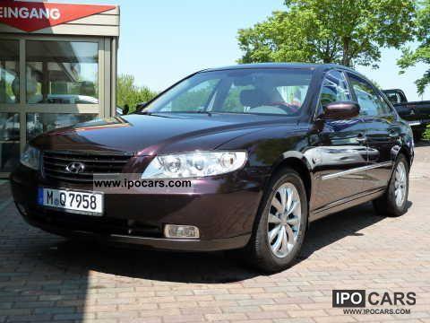 2006 Hyundai  Grandeur 3.3 A / T Limousine Used vehicle photo