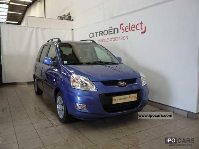 2010 Hyundai  Matrix 1.5 CRDi 110 Confort Pack Van / Minibus Used vehicle photo