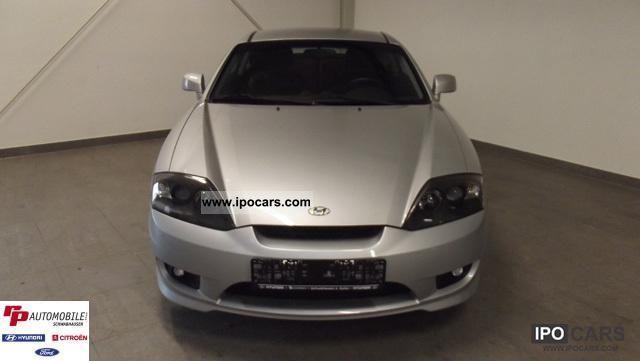 2009 Hyundai  Coupe 2.0 GLS Sports car/Coupe Used vehicle photo