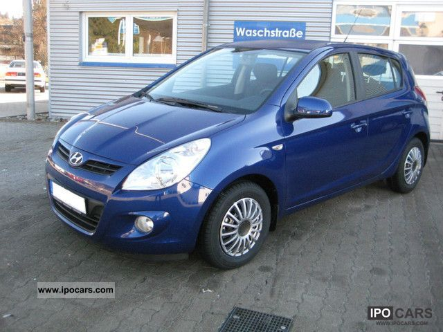 2007 Hyundai  i20 1.2 Sport Small Car New vehicle photo