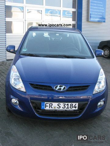 2007 Hyundai I20 1 2 Sport Car Photo And Specs
