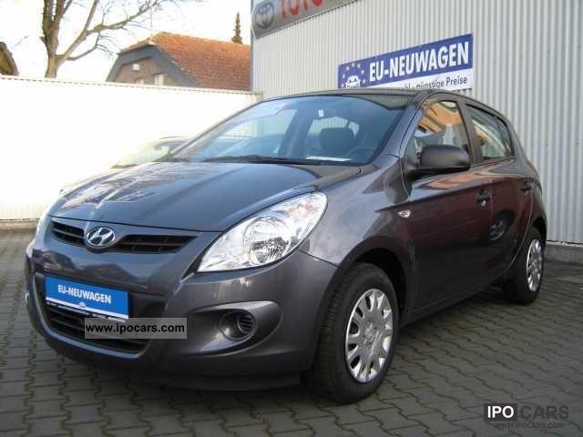 2012 Hyundai  i20 (EU) 1.2 Edition Plus Small Car Pre-Registration photo