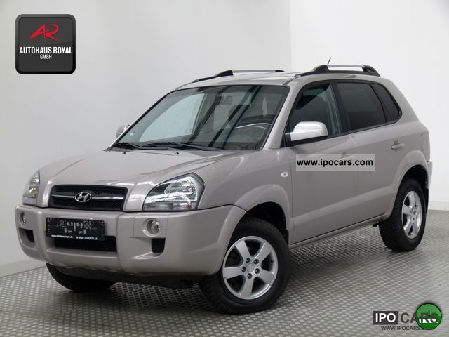 2008 Hyundai  Tucson 2.0 CRDi DPF NAVI LEATHER, AUTOMATIC, TEMPOMA Off-road Vehicle/Pickup Truck Used vehicle photo