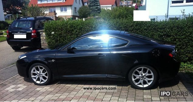 2008 hyundai coupe gk 2 7 v6 car photo and specs. Black Bedroom Furniture Sets. Home Design Ideas