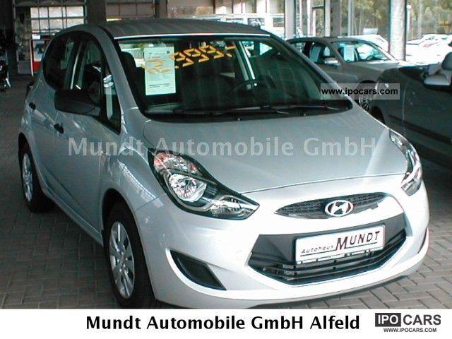 2011 Hyundai  Travel Plus 1.4 Van / Minibus New vehicle photo