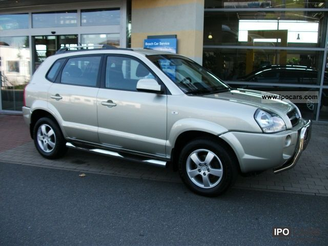 2008 Hyundai  Tucson 2.0 2WD GLS LPG Autogas Off-road Vehicle/Pickup Truck Used vehicle photo