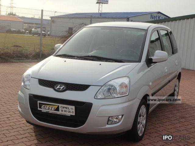 2010 Hyundai  Matrix 1.6 LPG LPG PLANT Van / Minibus Used vehicle photo