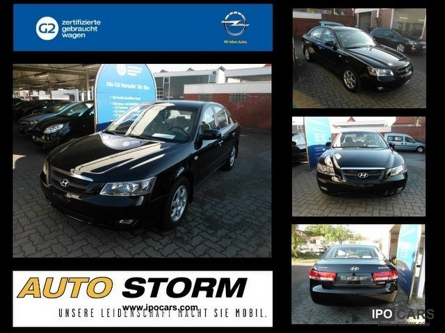 2008 Hyundai  Sonata GLS Limousine Used vehicle photo