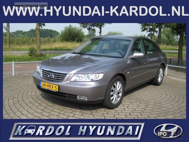 2009 Hyundai  Grandeur 2.2 CRDi VGT Style Automaat Full Option Limousine Used vehicle photo